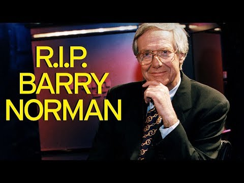 Barry Norman (1933-2017) film critic