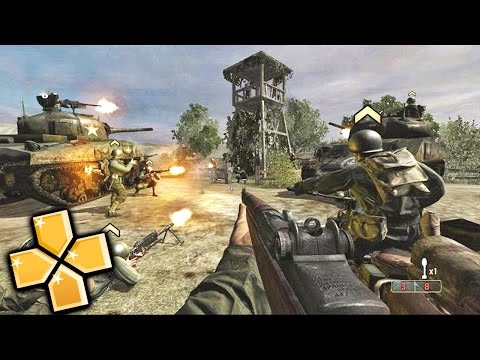 call of duty roads to victory psp game download