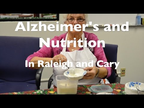 Comfort Keepers Raleigh & Cary  - (919) 338-2044 - Alzheimer's Nutrition Tips