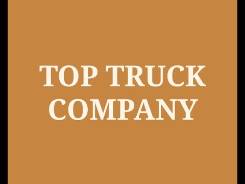 Top Truck Manufacturers Company in India 2020