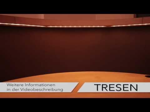 Tischlerei Maßwerk Berlin - Tresen im Büro von Triad Berlin