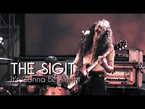 THE SIGIT - Alright Live At SUPER SOCCER Euro Futsal 2018 Yogyakarta