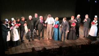 Opening Night at The Elephant Man on Broadway