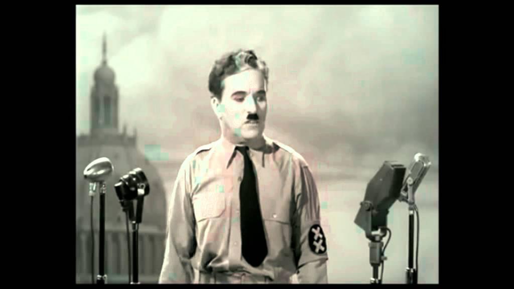 Chaplin Der Große Diktator