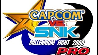 PSX longplay   Capcom vs  SNK   Millennium Fight 2000 Pro