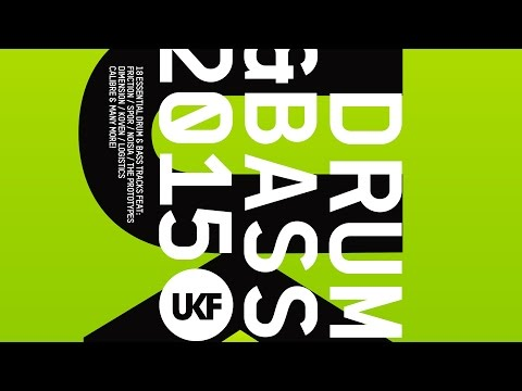 UKF Drum & Bass 2015 (Album Mix)