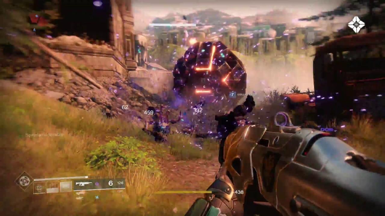 0ad77803bfd Destiny 2 en Xbox One X - YouTube