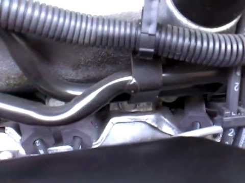 3 5 V6 G6 Pontiac Spark Plugs Locations Youtube