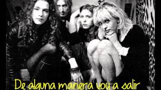 Hole - Drunk in rio Traducida al Español