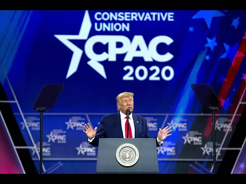 Trump Taking Full Control of Republicans at CPAC as Lincoln Project Loses All Political Viability