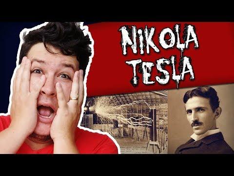Nikola Tesla: De Mestre dos Raios a Gênio Esquecido!
