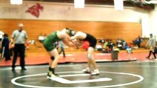 Jordan Wrestling 01-09-10 @ 145 lbs Vs. Bear Creek Varsity - Match 2