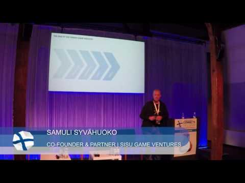 The Finnish and Nordic games industry from an investor's perspective