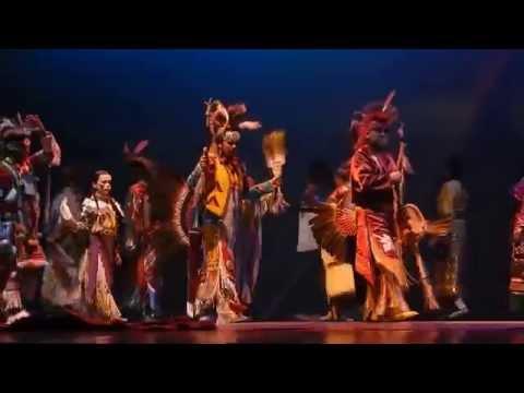 Waswagoning Native American Dance Theatre.