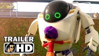 NEXT GEN Trailer #1 (2018) John Krasinski Netflix Animated Movie
