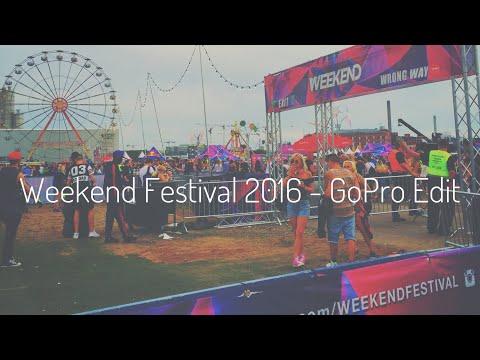 Weekend Festival Finland 2016 | GoPro Edit HD