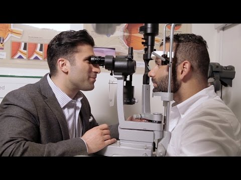 Meet Optometrist Dr. Justin Asgarpour | Helping People is my Life's Work