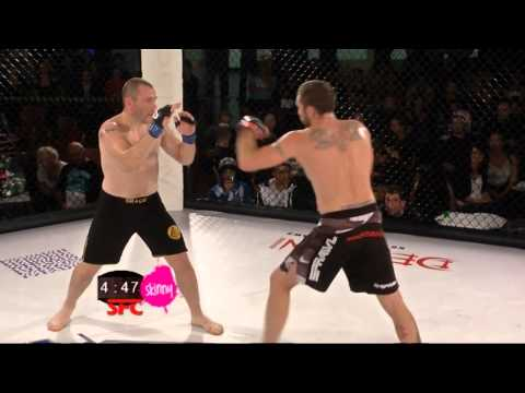 SFC 9 - Daniel Digby Vs Peter Clinch
