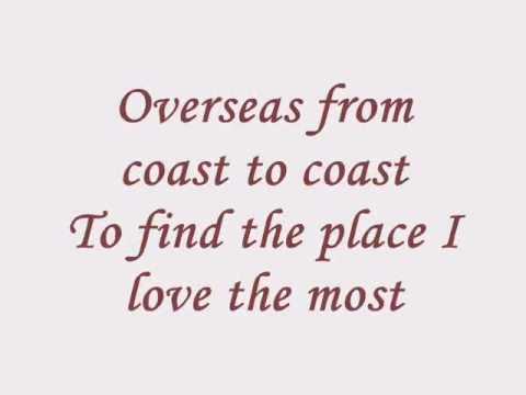 My Love Westlife With Lyrics