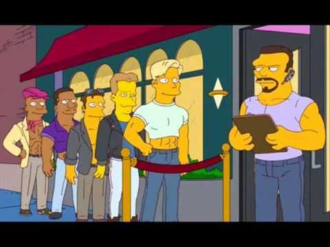 Gay steel worker