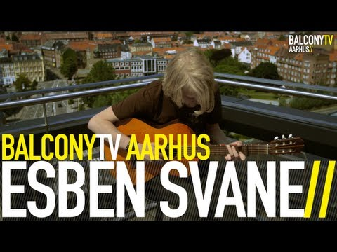 ESBEN SVANE - THE SUDDEN STOP (BalconyTV)