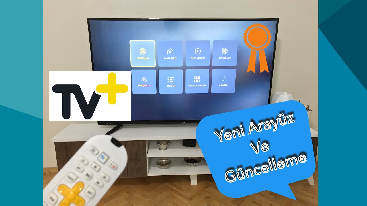 Turkcell Tv+ Yeni Güncelleme Arayüz Değişmiş (Turkcell Superonline Tv Plus)  - YouTube