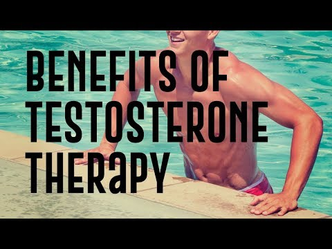 Benefits of Testosterone Therapy Jay C. Beiswanger
