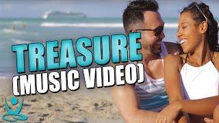 Gambar cover 🌊 Rycha - Treasure (🎵 EDM Music Video 🎥)