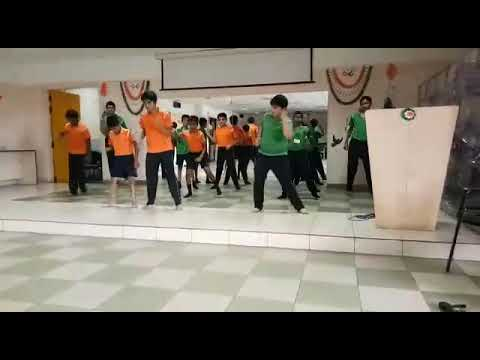 Chale Chalo from Lagaan dance preparation (boys)