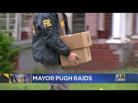 Baltimore Mayor Catherine Pugh's Homes, City Hall Office Raided By FBI And IRS
