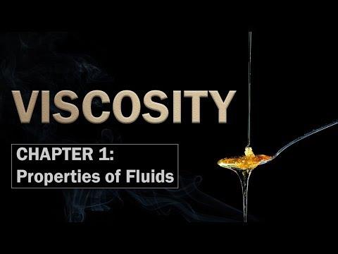 Free PDF - Dynamic & Kinematic Viscosity