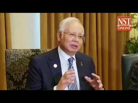 Najib: APEC leaders agree group must 'return to its roots'