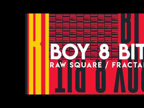 Boy 8-Bit - Fractal