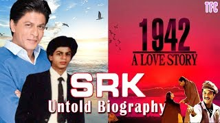 Shahrukh Khan's Untold Biography | He was offered 1942 A Love Story