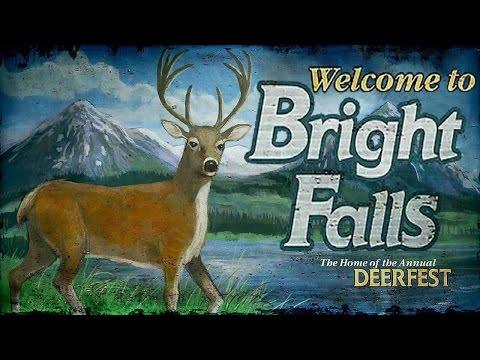 Bright Falls - Prequel To Alan Wake (2010)
