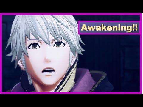 Fire Emblem Warriors Awakening Trailer Reaction