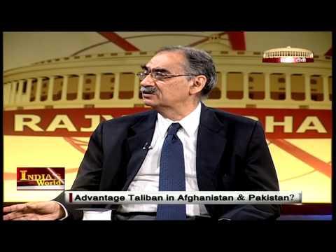 India's World - Advantage Taliban in Afghanistan & Pakistan?