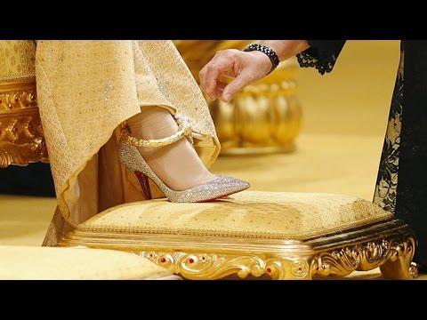 أغلى 10 حفلات زفاف تكلفة فى العالم