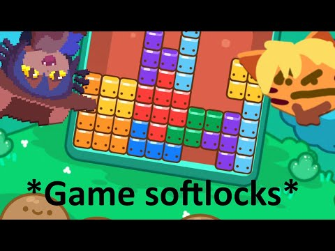 [FIXED] Doing A Mini T-Spin Double Softlocks The New Official Mobile Tetris Game