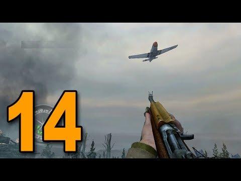 Call of Duty 2 - Part 14 - FREEDOM BIRDS |