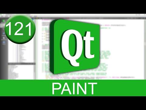 Tutorial Qt Creator - Aplicación tipo Paint en C++