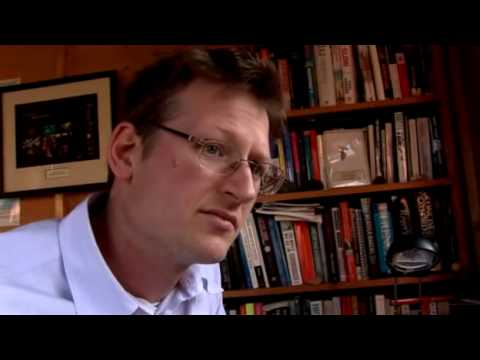 "Mark Lynas explains why 2℃ matters (clip from ""The Age of Stupid"")"