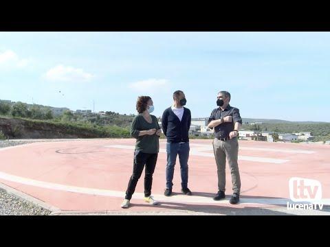 VÍDEO: IU valora positivamente que el Gobierno Andaluz avance plazos y presupuesto para el hospital