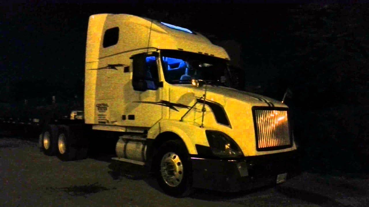 2004 Volvo 630 Semi Truck Alarm And Remote Start