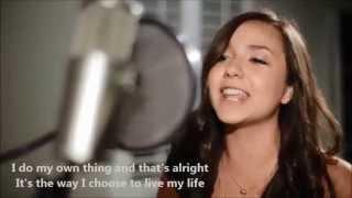 Maddi Jane - Anyway Lyric