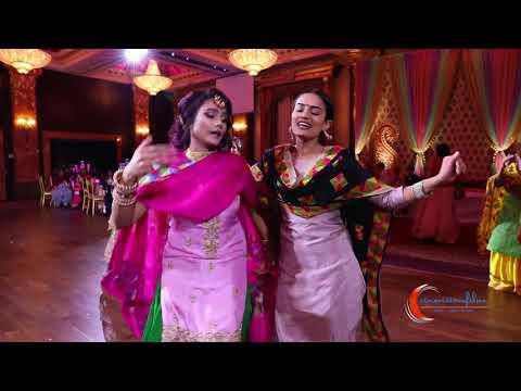 Punjabi Gidha & Boliyan @ Asees Lohari