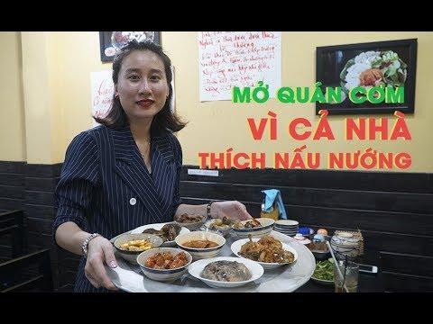 Cô gái 9X bỏ việc lương ngàn đô, về mở quán cơm bắc Mậu Dịch giữa Sài Gòn