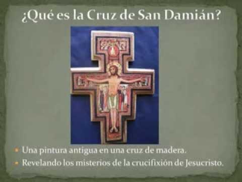 b513b88480a El Secreto de la Cruz de San Damián - YouTube