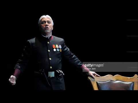 Hvorostovsky's Renato (IN MEMORIAM): Act 3 of Un Ballo in Maschera with Monastyrska (2014)