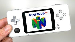 Ultimate Nintendo 64 Handheld? - Retro CM3 Review